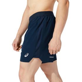 "asics Road 7"" Shorts Men french blue"